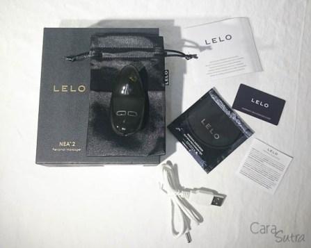 LELO NEA 2 Vibrator cara sutra review-12