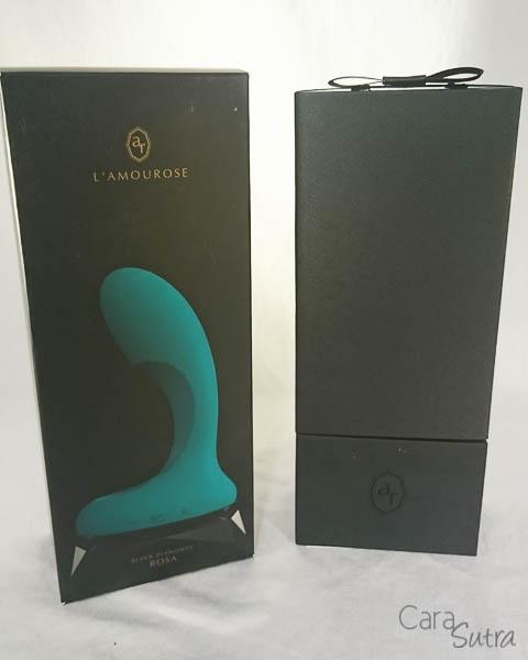Lamourose rosa emerald vibrator review - cara sutra review-9