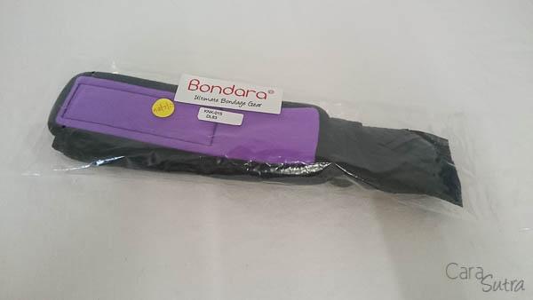 Bondara Wrist to Waist Bondage Cuffs Review jon pressick Pleasure Panel Cara Sutra
