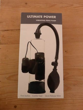 Linx Ultimate Power Vibrating Penis Pump Review Pleasure Panel