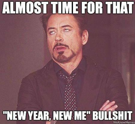 New Year, New You? Hella Rude Body and Mind Positive New Year Resolutions Blog