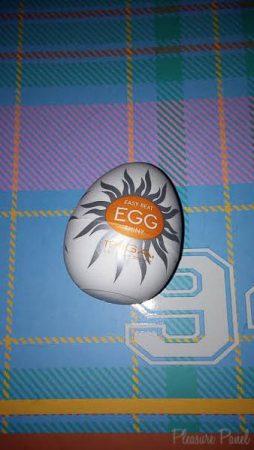 TENGA Egg Shiny Review