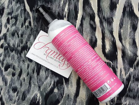 DONA by JO Massage Lotion Flirty Blushing Berry Pleasure Panel Review Joanne's Reviews-2