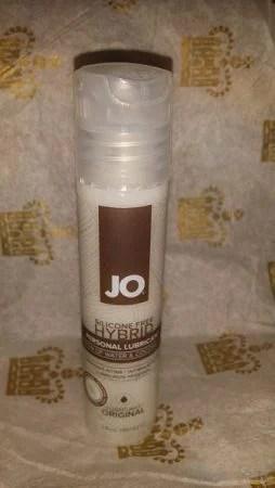 System JO Coconut Oil Hybrid Lube Cara Sutra Pleasure Panel review-1