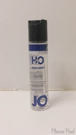 System JO H2O Water Based Lube Review Jon Pressick Pleasure Panel Cara Sutra-1