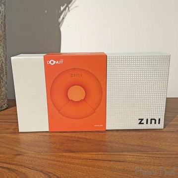 ZINI Donut Unisex Vibrator Cara Sutra Pleasure Panel Review-1