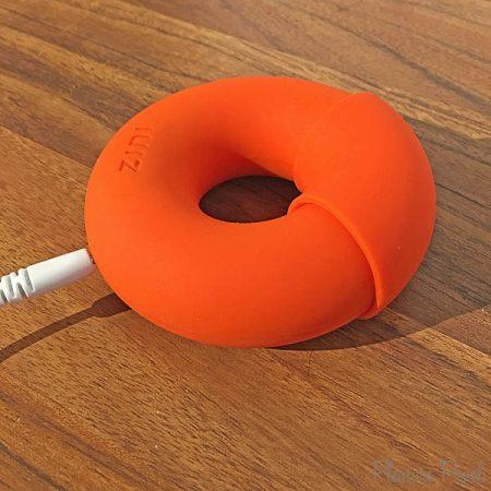 ZINI Donut Unisex Vibrator Cara Sutra Pleasure Panel Review-9