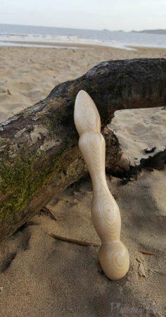 FreudeAnHolz Aquila Birch Wooden Dildo Review Cara Sutra Pleasure Panel-4