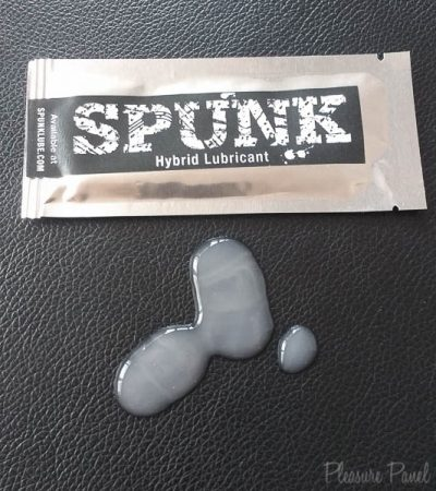 SPUNK Lube Hybrid Lubricant Sachets Review Cara Sutra Pleasure Panel-1