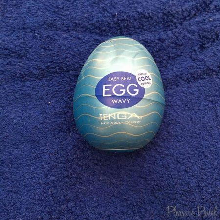 TENGA Egg Wavy Cool Edition Review Pleasure Panel Candy Snatch-5