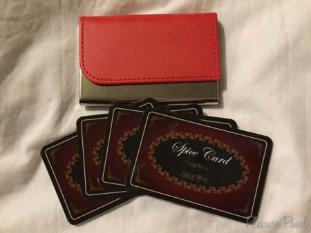 My Spice Box Starter Kit Review Cara Sutra Pleasure Panel-15