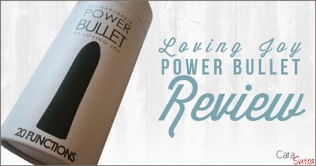 Loving Joy 20 Function Power Bullet Vibrator Review