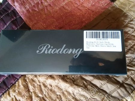 Riodong 8.25 Inch Dildo Review