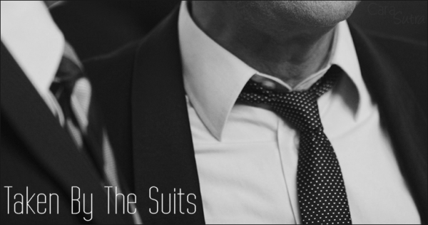 Suit Porn: Taken By The Suits   Exhibitionism and Gang-Bang Erotica