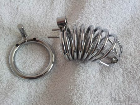 Impound Spiral Penis Chastity Device Review