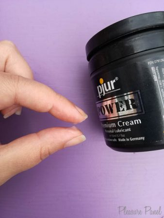 Pjur Power Premium Cream Lubricant Review