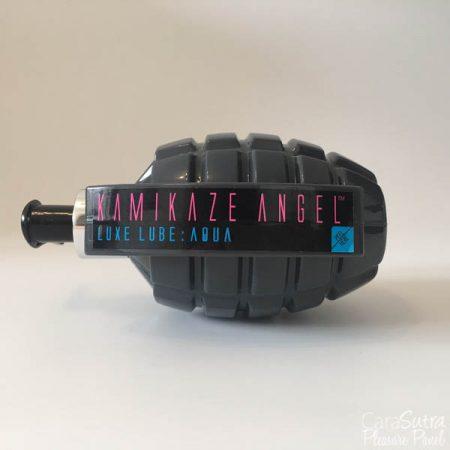 Kamikaze Angel Luxe Lube Aqua Review TBGR