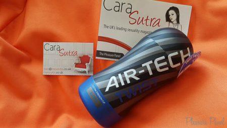 TENGA Air Tech Twist Cup Ripple Masturbator Review