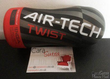 TENGA Air Tech Twist Tickle Masturbator Cup Review
