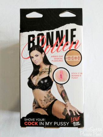 Bonnie Rotten Fuck My Pussy Masturbator Review