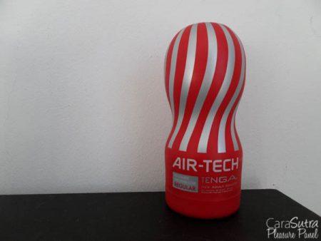 TENGA Air Tech Regular Masturbator Cup Review