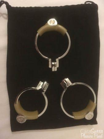 Loving Joy Impound Gladiator Metal Chastity Device Review