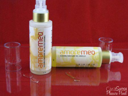 AMOREMEO Kissable Massage Gels Review