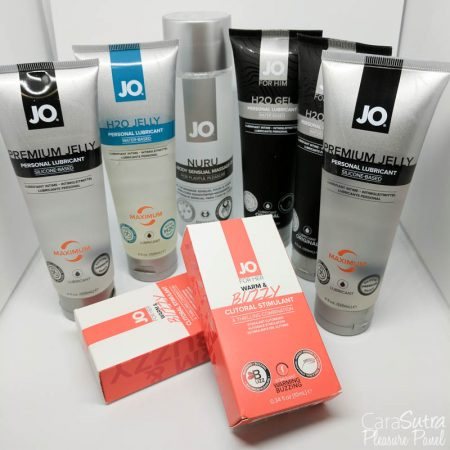 System JO For Him H2O Gel Water Based Personal Lubricant Review