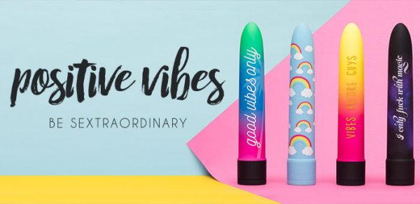 Lovehoney Positive Vibes Vibes Before Guys Classic Vibrator Review