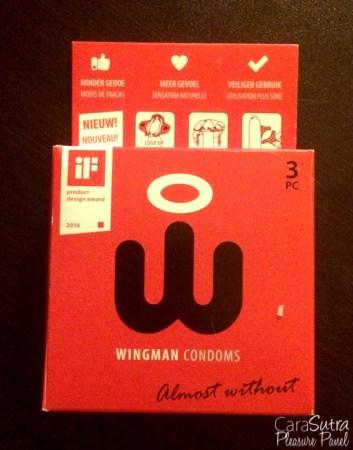 Wingman Condoms Review: No-Touch, Hands-Free Condoms