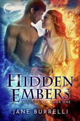 Hidden Embers by Jane Burrelli Erotic Book Review