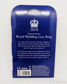 Lovehoney Commemorative Royal Wedding Rings Sex Toys-7