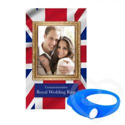LovehoneyCommemorative Royal Wedding Love Rings