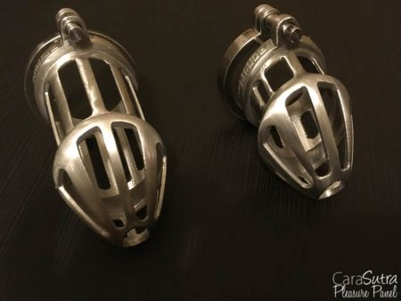 BON4M Plus Small Hinged Standard Chastity Device Review