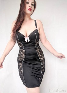 Lovehoney Seduce Me Push Up Dress Review-26