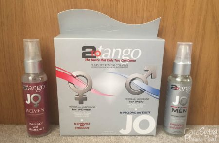 System JO TwoToTango Couples Lubricant Kit Review