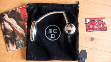 CAZZOMEO Oh So Easy Magnetic Metal Ass Lock Review