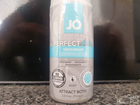System JO Perfect Pits Unisex Pheromone Deodorant Review