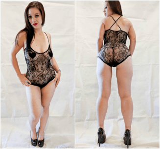Day 1 Lovehoney Lingerie Advent Calendar 2018 Web