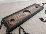 Lodbrock Handmade Wooden BDSM Pillory Set Review-31