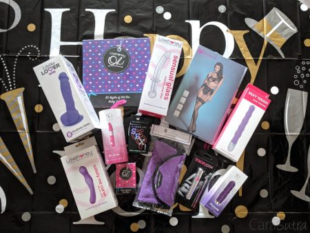 Happy New Year 2019 Giveaway: Win A £200+ Sex Toy Bundle!