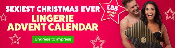 Buy Sexy Advent Calendars Lingerie Advent Calendar