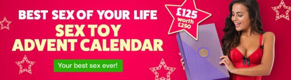 Buy Sexy Advent Calendars Sex Toy Advent Calendar