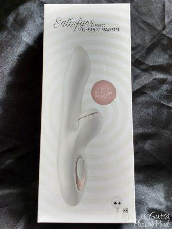 Satisfyer Pro G-Spot Rabbit Vibrator Review