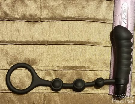 Nass Toys My Cock Ring With Ridged Vibrating Butt Plug Review
