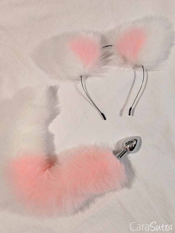 DDLG Cute Ears and Butt Plug Tail Review-8