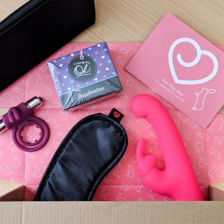 LovehoneyPlay Box Sex Toy Subscription Box Review