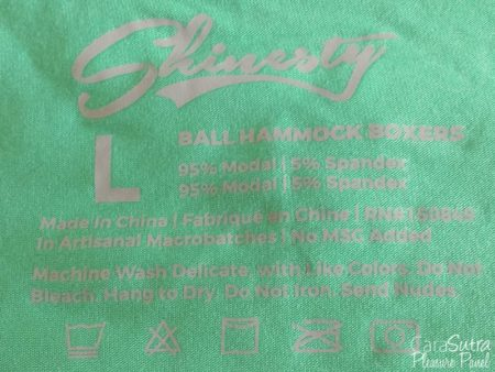 Shinesty Croc-O-Dong Boxers Large Review