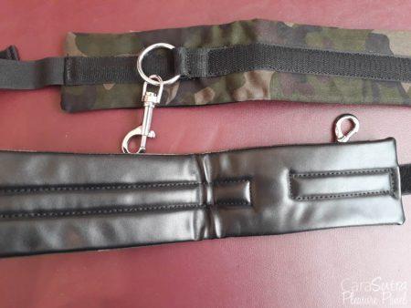 Colt Camouflage Hog Tie RestraintReview