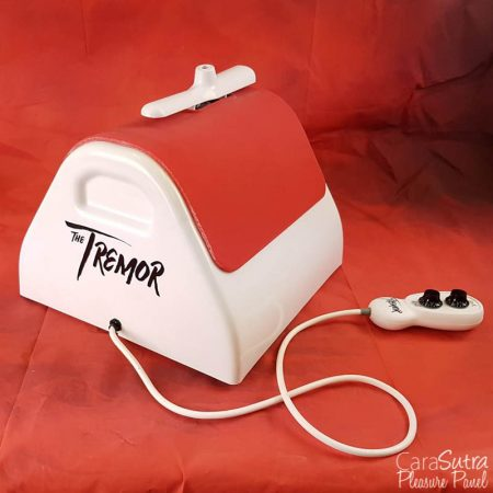 The Tremor Sex Machine Review | Ride On Sex Machine Reviews